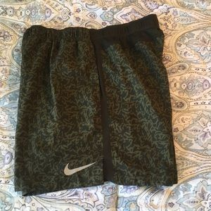 Nike Dri-fit running shorts- 7 in inseam